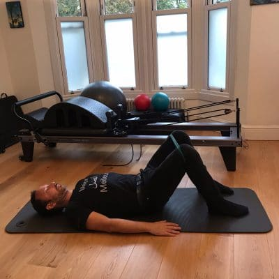 Pilates for runners in Dulwich exercises 20