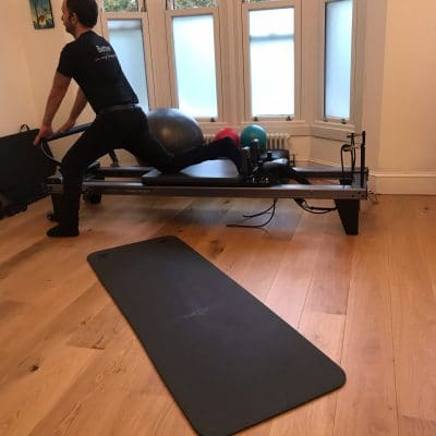 Pilates for runners in Dulwich exercises 34