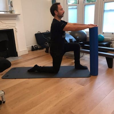 Pilates for runners in Dulwich exercises 9